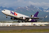N631FE. McDonnell Douglas MD-11F. FedEx. Anchorage. 230610.
