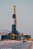 Nabors Oil Rig and Semi Prudhoe Bay<br /> February 2011