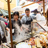 Food. Senado Square to Ruins of St. Paul's - Macau, China S.A.R (澳门特区)