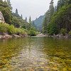 King's River. SR-180 - Sequoia National Forest, CA, USA