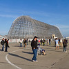 Hangar One. NASA Moffett Field - Mountain View, CA, USA