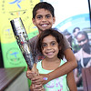 Day 26 of The Glasgow 2014 Queen's Baton Relay in Townsville, Australia