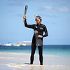 Day 27 of The Glasgow 2014 Queen's Baton Relay in Green Island, Australia