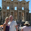 Ancient ruins in Ephesus, Turkey - Honeymoon 2014