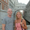 Bridge of Sighs in Venice, Italy - Honeymoon 2014