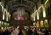 7 December 2012: dinner at the Hall, Balliol College, Oxford.