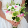 bridal bouquet, organic, romantic,