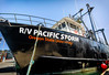 Research Vessel Pacific Storm.  Oregon State University Marine Mammal Institute. Newport, Oregon.