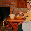 "Open Hearth - Cooking the 1860's Way!  © 2010 Paul L. Csizmadia  All Rights Reserved  No Use Allowed without Permission  <a href=""http://fiveprime.org/blackmagic/m"" rel=""nofollow"">View on black</a>  'Winter Days Festival' at 'Mill Hollow', within the Vermillion River Reservation of the Lorain County Metroparks System."