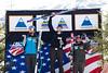 Steven Nyman, Drew Duffy and Travis Ganong<br /> Super G<br /> 2015 Nature Valley U.S. Alpine Championships at Sugarloaf Mountain, Maine<br /> Photo: USSA