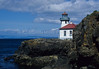 Lime Kiln Lighthouse, San Juan Islands, Haro Strait, Washington