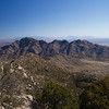 View from Kitt Peak Observatory, Arizona