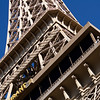 Close up of Eiffel Tower, Las Vegas
