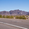 Highways near Yuma, Arizona