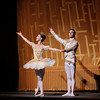 Hee Seo and James Whiteside. Cinderella, June 9, 2014