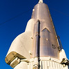 Rocket in Kennedy Space Center's rocket garden