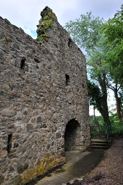 Mahee Castle<br /> County Down<br /> Friday, 29th May 2015