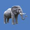 Elephant, 12'H   #7045