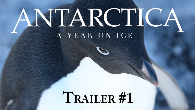 Antarctica: A Year On Ice Feature Film Trailer #1 For more details head on over to www.frozensouth.com