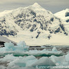Mountains and Icebergs - Antarctica