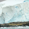 Penguins in the Shadow of the Glacier - Antarctica