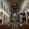 Inside St. Charles of Borromeo, Antwerp