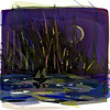 Paper Boat in the Moonlight