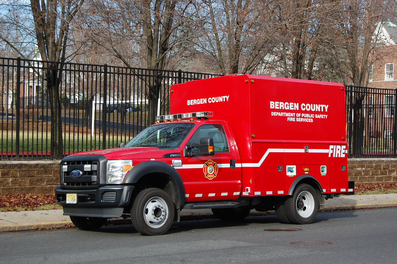 Bergen County Special Service 2011 Ford F550- Reading  Photo by Chris Tompkins