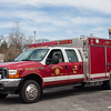 Somers Point, Atlantic County NJ, Rescue 48,  2001 Ford F550-Pierce, (C) Edan Davis, www sjfirenews com  (2)