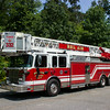 Bel Air Fire Co, Camden County NJ, Tower 332,  2009 Spartan-Crimson 100' RM, (C) Edan Davis, www sjfirenews com  (1)