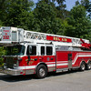 Bel Air Fire Co, Camden County NJ, Tower 332,  2009 Spartan-Crimson 100' RM, (C) Edan Davis, www sjfirenews com  (2)
