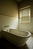 Patient bathtub in the Babcock Building, South Carolina State Hospital.