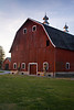 Gambrel-roof Barn, Worth County, Iowa