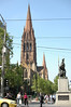 St Paul's cathedral<br> Melbourne