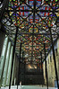 Glass ceiling<br /> National Gallery of Victoria<br /> Melbourne - VIC<br /> Australia - Feb 2005
