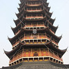 Pagoda in SuZhou, JiangSu Province, China by kstellick