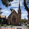 Parramatta, Sydney, NSW, Australia<br /> Parramatta Congregational Church, opened 1871. Designed by Thomas Rowe, built by George Peters.