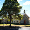 Built in 1845; formerly used as a schoolhouse.
