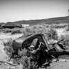 Daedalus Motors and Wings. After failing with wax Icarus tried and failed with  iron.  Bodie, California