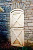Dutch Door on the Star Barn, Built 1872, Dauphin County, Pennsylvania
