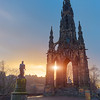 Scott Monument - Arthur
