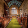 The Beautiful Church of Saint Kenelm in Minster Lovell, Oxfordshire.