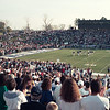 1990 Championship Game! Goalpost already down.