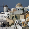 Greece - Oia windmill