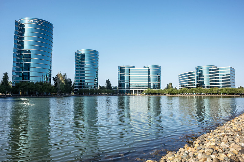 Oracle Corporation World Headquarters (Architect: Gregg Hagey)