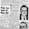 1962-10-19 Rapid City Journal, Shaw, Young To Be City's Attorneys