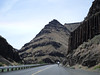 Entering Picture Gorge of the John Day River