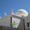 Mission San Xavier del Bac, south of Tucson.