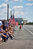 Kid in the street at Rolling Thunder - 2014-05-25