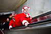 Santas headed up - 12-14-2013